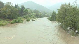 Intempéries : les Cévennes confrontée à de fortes pluies (France 3)