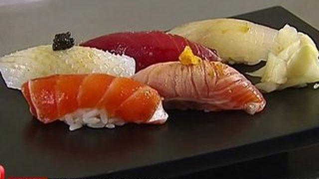 Gastronomie : le sushi japonais ne fait plus recette en France
