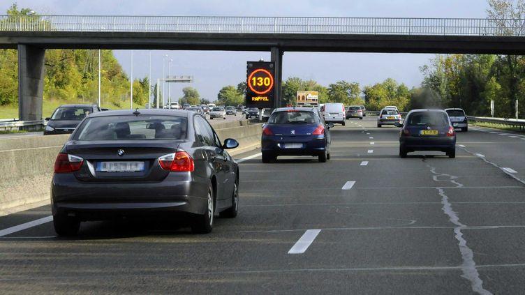 Le samedi 14 avril 2012 a été classé orange par Bison Futé. (DURAND FLORENCE / SIPA)