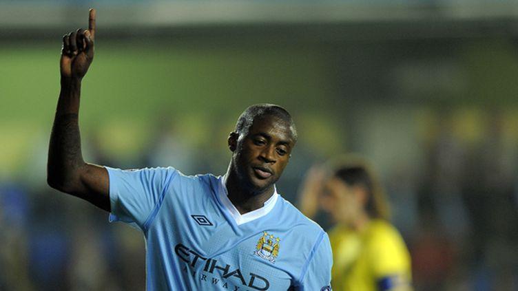 Yaya Touré  (JOSE JORDAN / AFP)