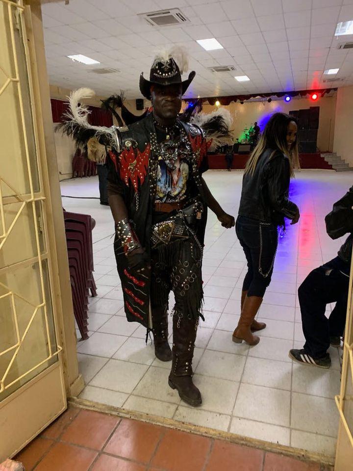 Les Botswanais se réapproprient la culture metal.  (Author provided)