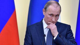 Vladimir Poutine en mars 2016 (KIRILL KUDRYAVTSEV / POOL)