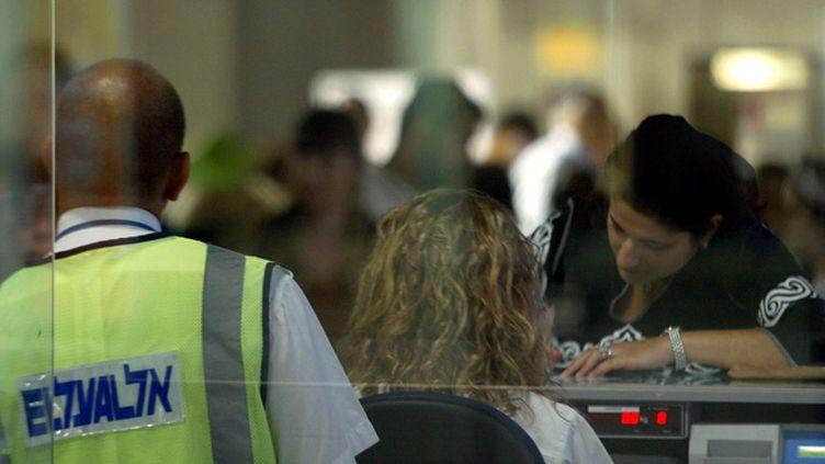 (4.566 juifs français sont partis depuis le début de l'année vers Israël © MAXPPP)