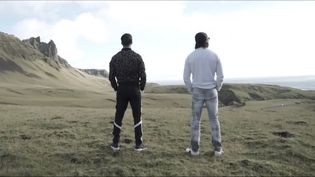 """Capture d'écran du clip """"Oh Lala"""" de PNL. (PNL / YOUTUBE)"""