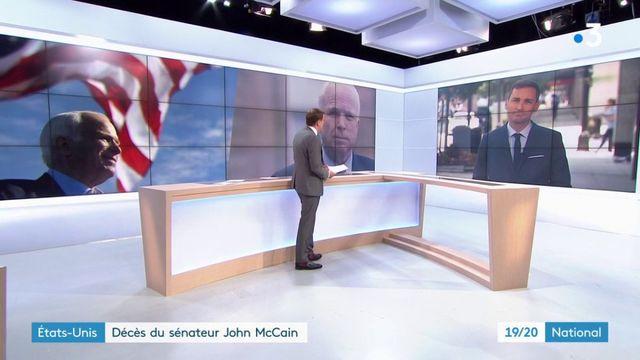 Décès de John McCain : quelles conséquences politiques ?