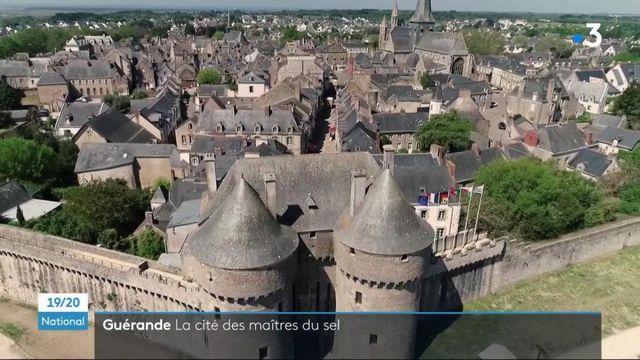 Loire-Atlantique : Guérande, la cite des maîtres du sel