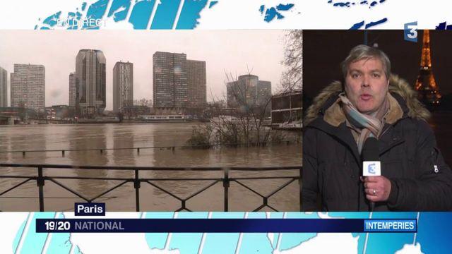 Inondations à Paris : De nouvelles mesures pourraient être prises si la Seine continue de monter