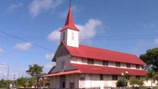 L'église d'Iracoubo (capture d'écran) (FRANCE 3)