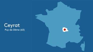 Ceyrat dans le Puy-de-Dôme (63) (FRANCEINFO / STEPHANIE BERLU)