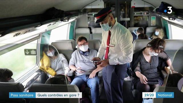 Pass sanitaire : la SNCF va mettre en place des contrôles