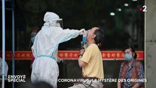 Envoyé spécial. Coronavirus : le mystère des origines (ENVOYÉ SPÉCIAL  / FRANCE 2)