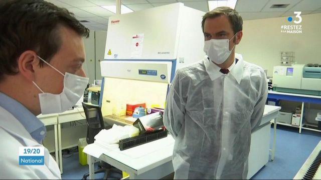 Déconfinement : le gouvernement souhaite jusqu'à 700 000 tests par semaine