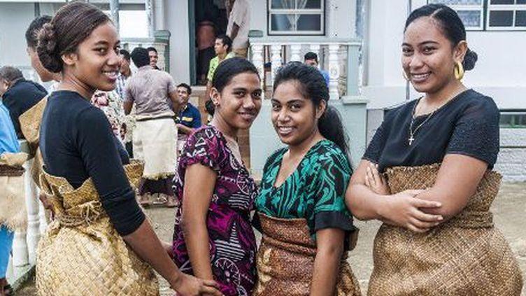 Au nom de la préservation des traditions, les églises des Tonga refusent l'adoption de lois protégeant plus les femmes et les enfants. (MICHAEL RUNKEL / ROBERT HARDING HERITAGE / ROBERTHARDING / AFP)