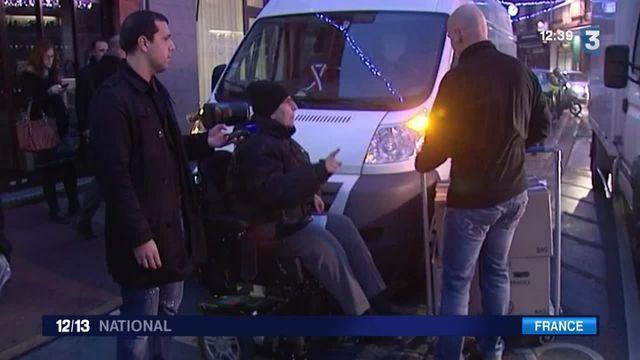 Toulouse : une association lutte pour défendre les places de stationnement pour handicapés