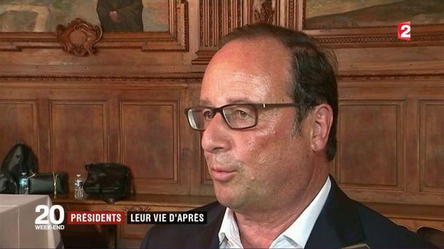 François Hollande : sa vie après la présidence