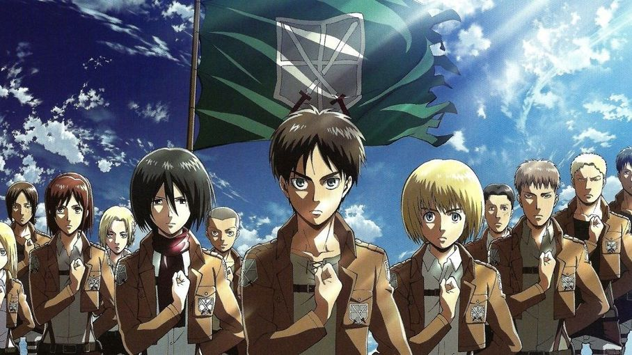 """""""L'Attaque des Titans"""" est-il le manga le plus emblématique de sa génération ?"""