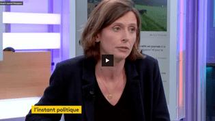 Emmanuelle Ménard (FRANCEINFO)