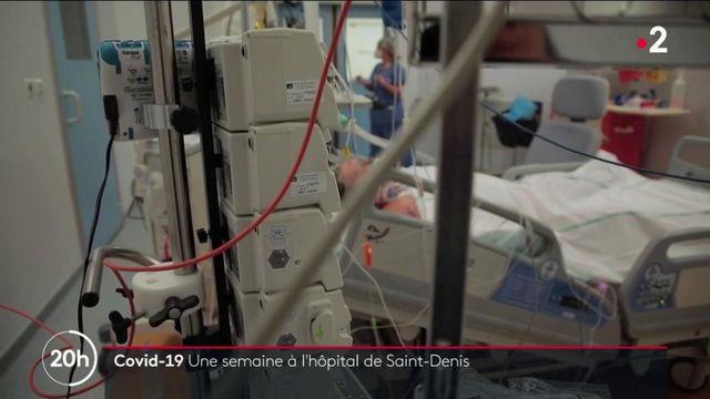 Covid-19 : en Seine-Saint-Denis, la pression monte encore d'un cran à l'hôpital Delafontaine