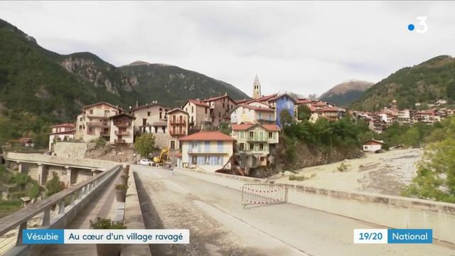 Alpes-Maritimes : les dégâts sont considérables