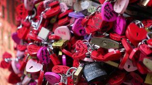 Le 14 février est le jour de la Saint-Valentin. Vérone (Italie) fait partie des destinations touristiques prisées par les amoureux. (FRANCE 2)