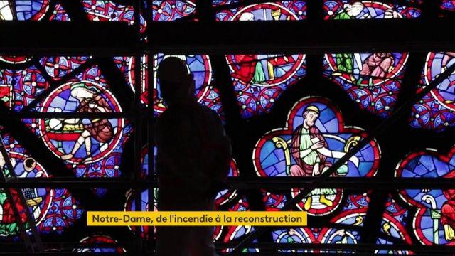 Notre-Dame de Paris : un chantier pharaonique, semé d'embûches