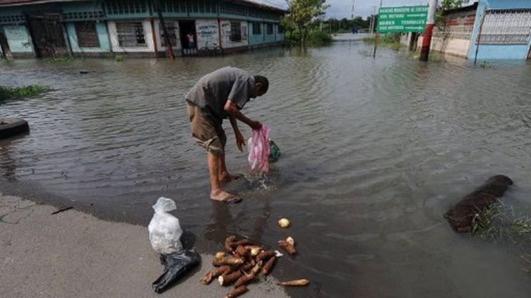 Nicaragua, 20 km au nord de Managua. (ELMER MARTINEZ / AFP)
