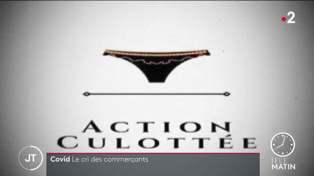 """Déconfinement : l'opération """"culottée"""" des boutiques de lingerie"""