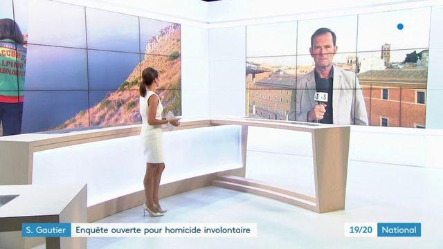 """Mort de Simon Gautier : une enquête pour """"homicide involontaire"""" ouverte par la justice italienne"""