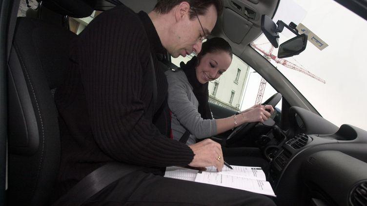 Pour accéder à l'examen du permis, il faut souvent passer par de longs mois d'attente. (MAXPPP)