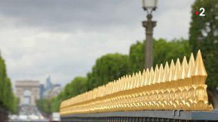 Paris souffre d'un manque flagrant de touristes, une situation qui a un impact direct sur l'économie. (France 2)