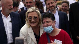 Rassemblement national : Marine Le Pen, l'ombre du doute au congrès de Perpignan (France 2)