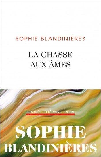 Couverture de La chasse aux âmes, de Sophie Blandinières (Editions Plon)