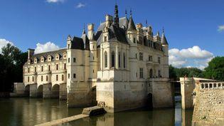 """Chenonceau, le """"château des dames"""", l'un des joyaux de la Vallée de la Loire.  (Subervie/AFP)"""