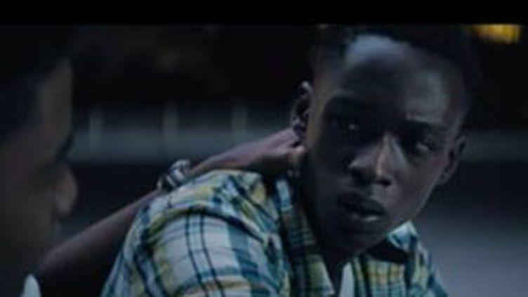 """""""Moonlight"""" sort mercredi prochain au cinéma. Un film bouleversant, donné favori aux Oscars, qui lève le tabou de l'homosexualité chez les Afro-Américains. (France 3)"""