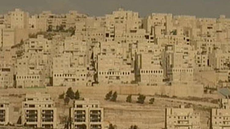 Har Homa, colonie israélienne au sud de Jérusalem, près de Bethléem, en Cisjordanie (archives, 2008) (© France 2)
