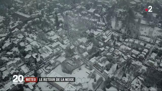 Météo : le retour de la neige