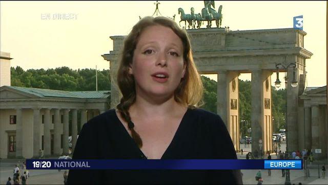Allemagne : multiplication des patrouilles de police