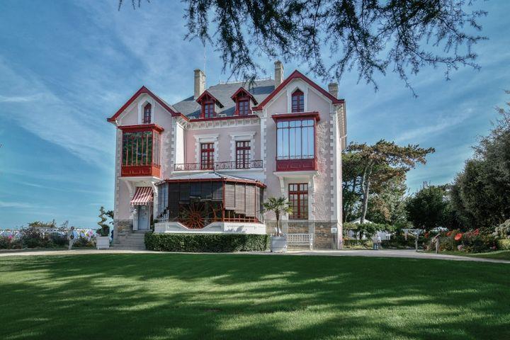 Villa Les Rhumbs, musée Christian Dior (Benoit Croisy, coll. ville de Granville)