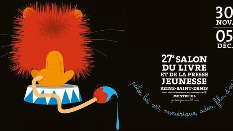 27ème édition du Salon du livre et de la jeunesse de Montreuil  (BelleVille 2011 / André Furcy )