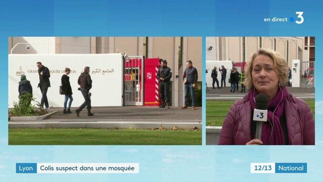 Lyon : découverte d'un colis suspect dans la grande mosquée