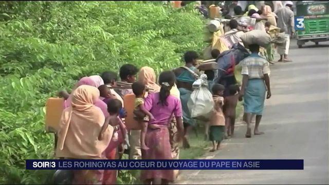 Birmanie: visite historique et délicate pour le pape François