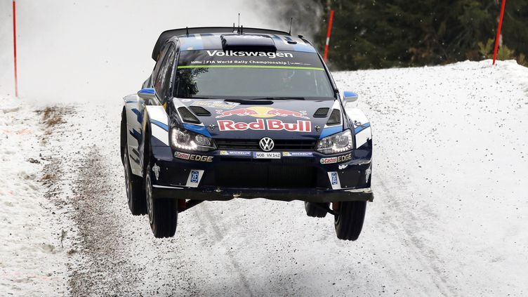 Sébastien Ogier (Volkswagen) (BASTIEN BAUDIN / AUSTRAL)