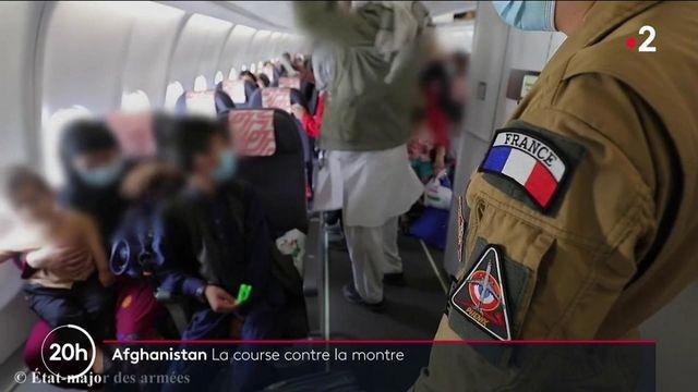 Cela fait maintenant dix jours que les talibans ont repris Kaboul, en Afghanistan. Ils contrôlent désormais l'accès à l'aéroport et ils sont, plus que jamais, maîtres du temps. Les Etats-Unis ont acté leur départ au 31 août.