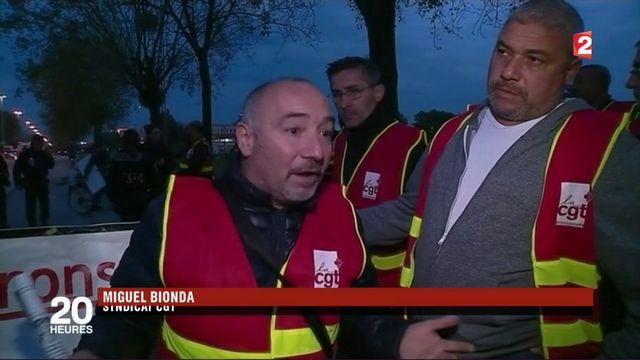 Grèves des routiers : les syndicats ont peu mobilisé