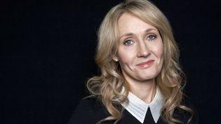 J.K. Rowling, l'auteure de Harry Potter (16 octobre 2012)