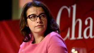 Cécile Duflot, le 6 décembre 2018, à Paris. (ERIC PIERMONT / AFP)