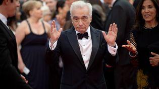 Le réalisateur Martin Scorsese au Palais des festivals pour l'ouverture du Festival de Cannes (Alpes-Maritimes), le 8 mai 2018. (VILLARD/NIVIERE/SIPA)