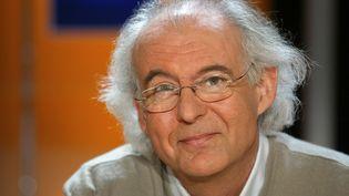 Roger Pol-Droiten octobre 2003. (MARTIN BUREAU / AFP)