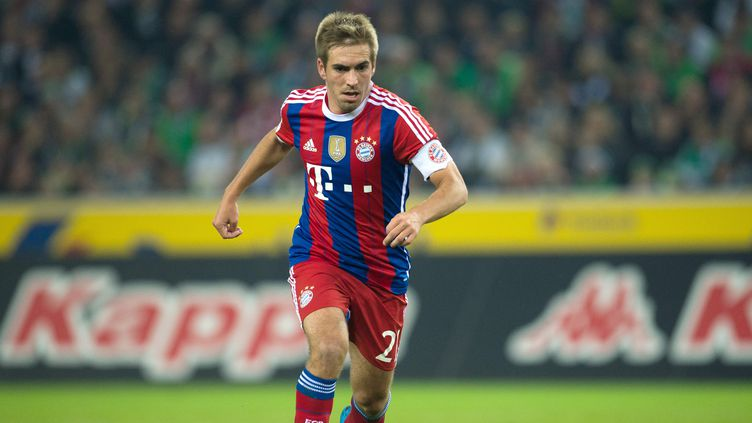 Avec Philipp Lahm, l'infirmerie du Bayern déborde (BERND THISSEN / DPA)