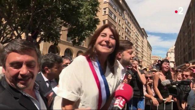 Marseille : la victoire de Michèle Rubirola